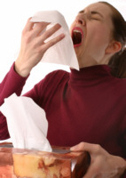 Pollens causing you to sneeze?